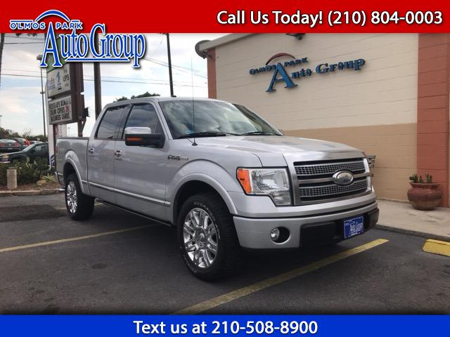 2009 Ford F-150 Platinum SuperCrew 5.5-ft. Bed 2WD