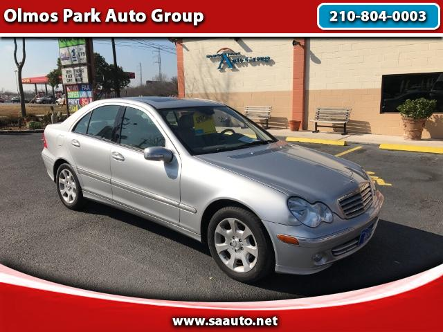 2005 Mercedes-Benz C-Class C240 Luxury Sedan