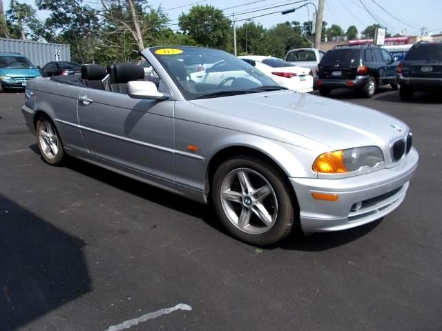 2002 BMW 3 Series 325Cic Convertible 2D