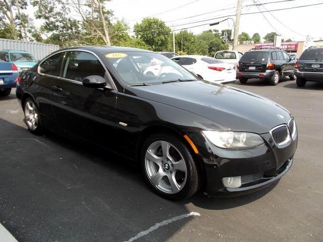 2008 BMW 3 Series 328xi Coupe 2D
