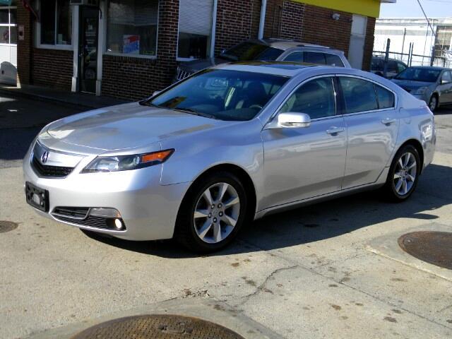2012 Acura TL 4dr Sdn AT
