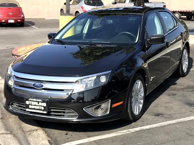 2010 Ford Fusion Hybrid HYBRID