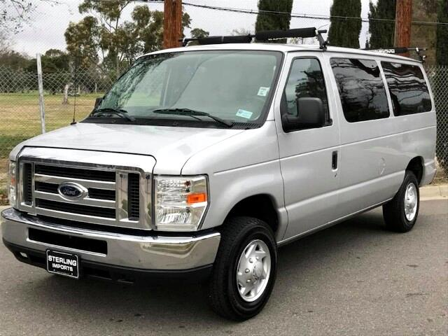 2012 Ford Econoline E-350 XLT Super Duty