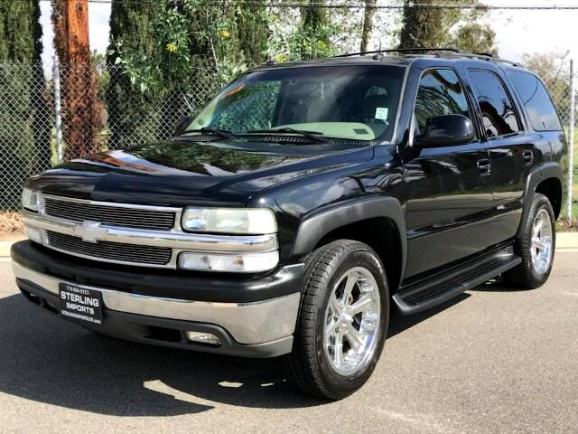 2003 Chevrolet Tahoe LT 2WD