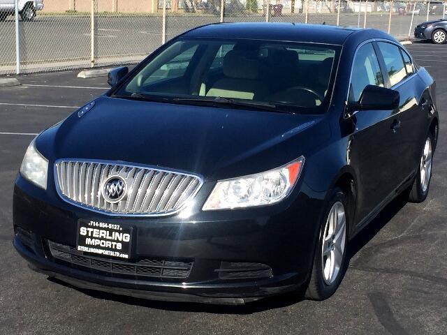 2011 Buick LaCrosse CX