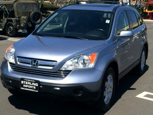 2009 Honda CR-V EX-L 2WD 5-Speed AT with Navigation