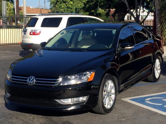 2012 Volkswagen Passat 2.5 SEL PREMIUM W/NAVIGATION