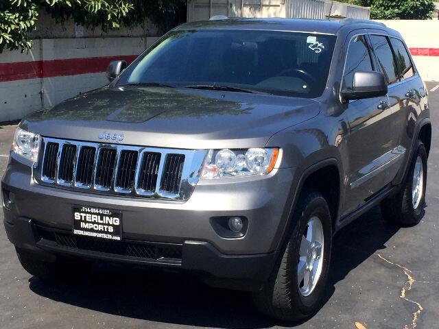 2012 Jeep Grand Cherokee Laredo 2WD