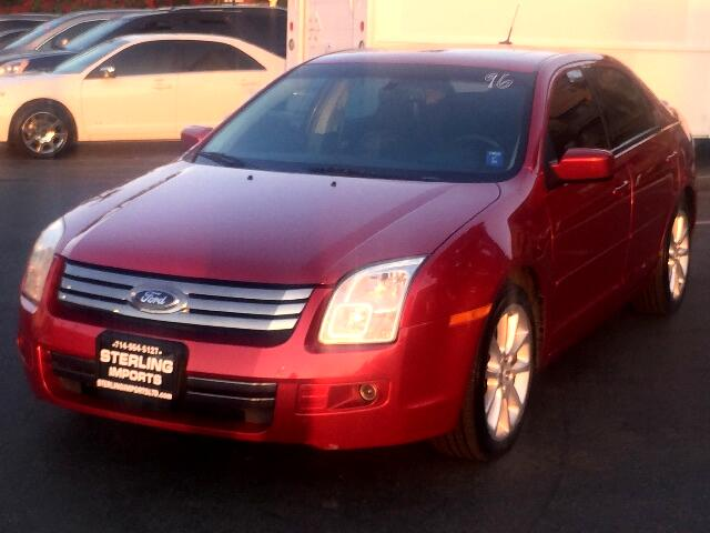 2009 Ford Fusion SE W/ LEATHER& MOON ROOF