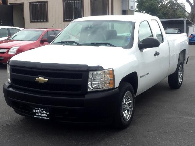 2008 Chevrolet Silverado 1500 EXT CAB SHORT BED