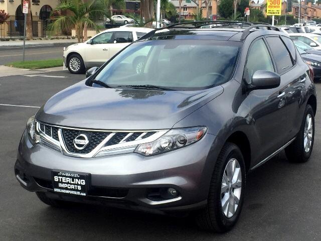2013 Nissan Murano SV