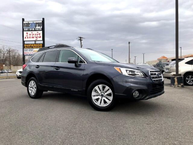 2016 Subaru Outback 2.5i Premium W/Eye Sight