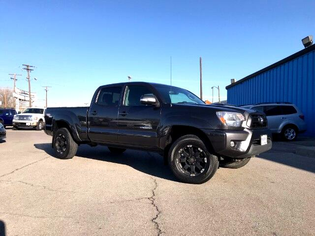 2012 Toyota Tacoma Double Cab Long Bed TRD SPORT V6 4WD