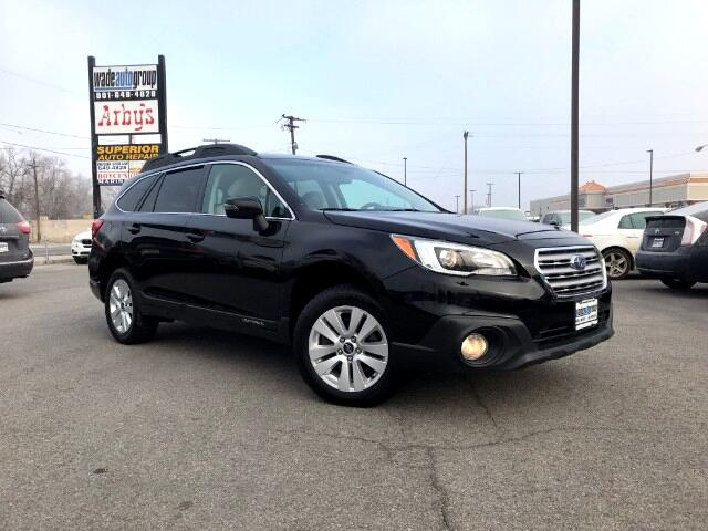 2015 Subaru Outback Premium 2.5L 4Cyl W/EYE SIGHT