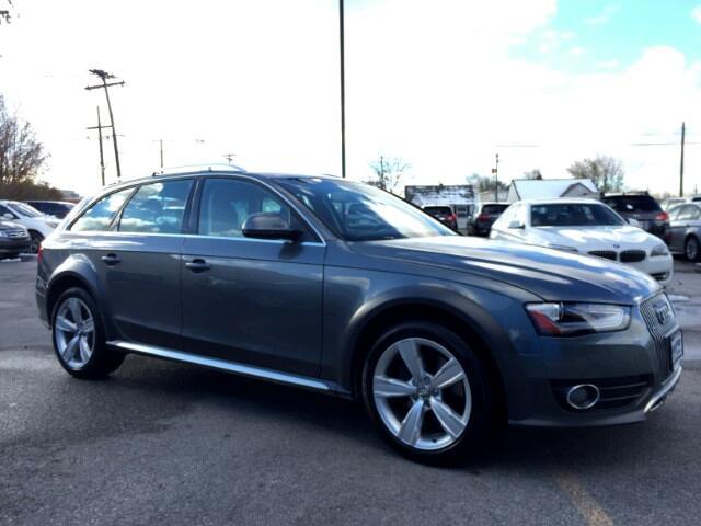 2014 Audi allroad 2.0T Premium quattro Tiptronic
