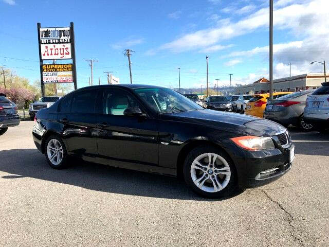 2008 BMW 3-Series 328XI AWD