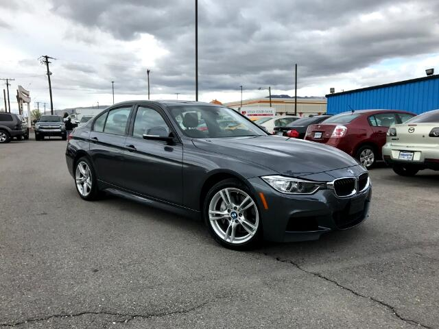2014 BMW 3-Series 335I XDrive M Sport AWD