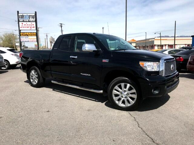 2013 Toyota Tundra Limited 5.7L Double Cab 4WD