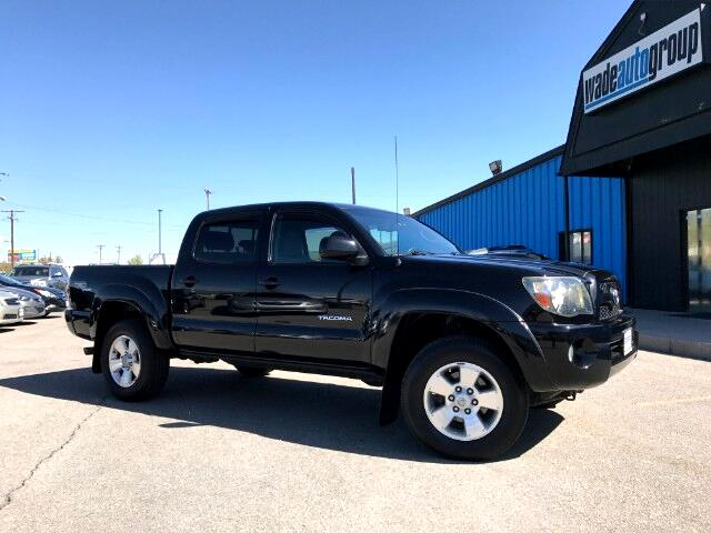 2011 Toyota Tacoma Double Cab 4.0L V6 4WD TRD Sport