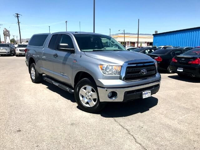 2012 Toyota Tundra SR5 Double Cab TRD Offroad 5.7 V8 4WD