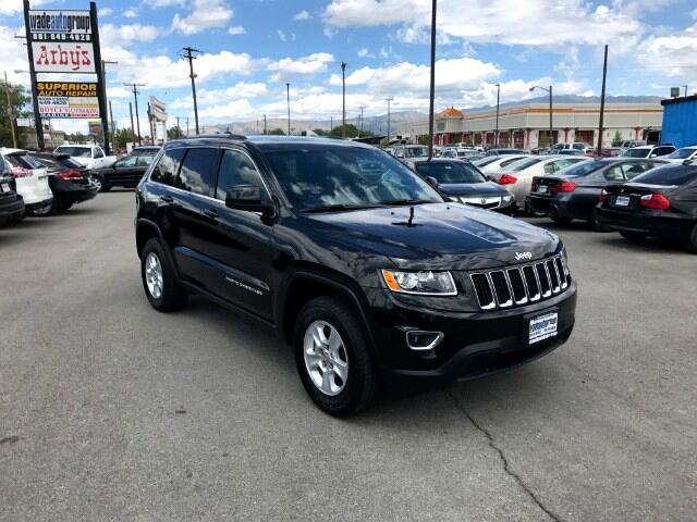 2016 Jeep Grand Cherokee Laredo 4WD