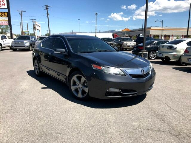 2013 Acura TL 6-Speed AT SH-AWD