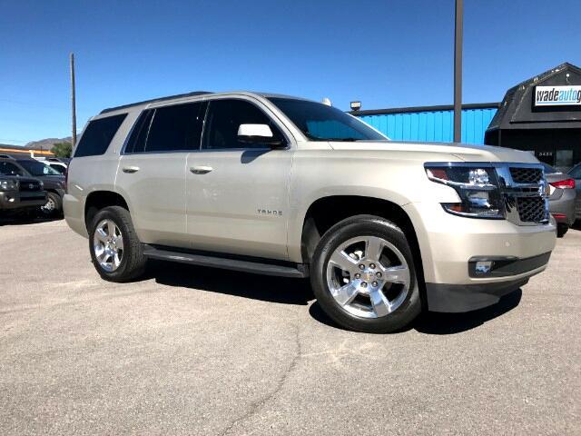 2016 Chevrolet Tahoe LT 4WD W/DVD & NAV