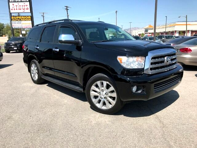 2010 Toyota Sequoia Limited 4WD