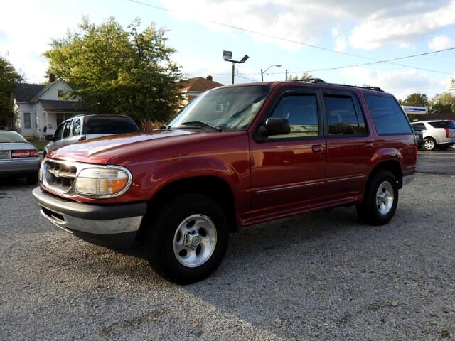 1998 Ford Explorer XLT 4WD