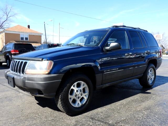 2000 Jeep Grand Cherokee Laredo 4WD
