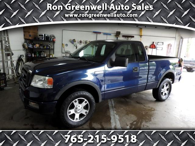 2004 Ford F-150 XL 4WD