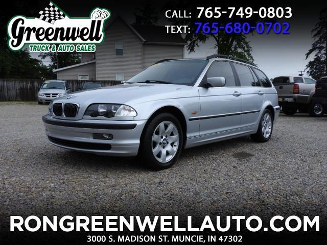 2001 BMW 3-Series Sport Wagon 325xi