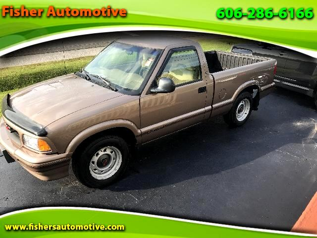 1996 GMC Sonoma SLS Reg. Cab Short Bed 2WD