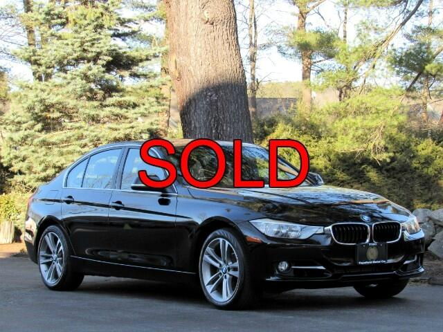 2015 BMW 3-Series 328i xDrive Sportline Sedan