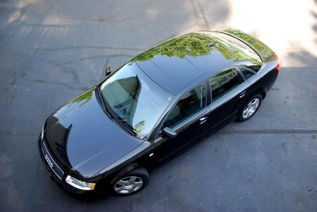 2005 Audi A4 1.8T quattro with Tiptronic