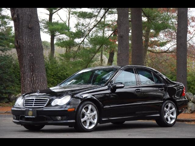 2007 Mercedes-Benz C-Class C230 Sport Sedan