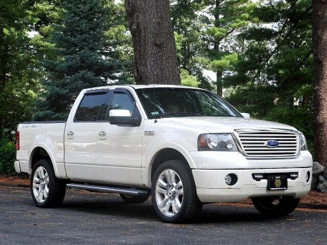 2008 Ford F-150 F-150 SuperCrew Limited 4WD