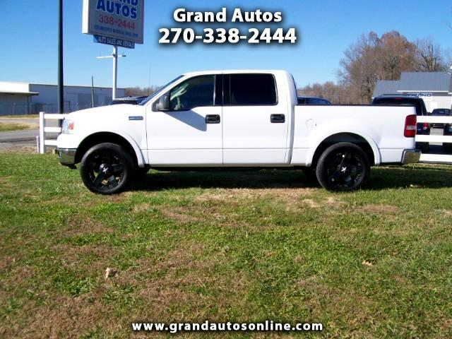 "2004 Ford F-150 SuperCrew Crew Cab 139"" Lariat"