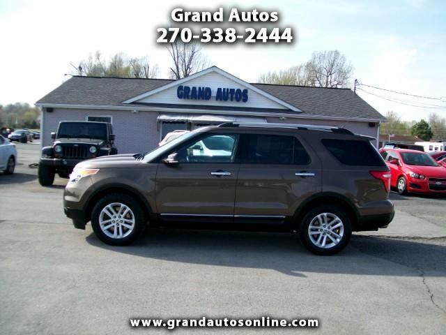 2015 Ford Explorer XLT 4WD
