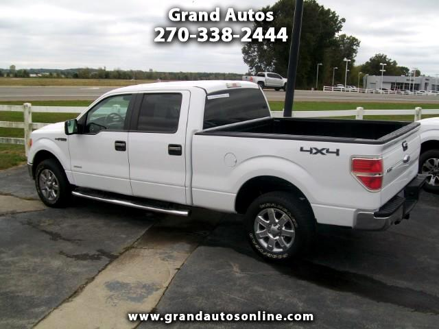 2014 Ford F-150 XLT 6.5-ft. Bed 4WD