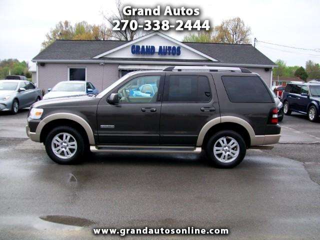 2006 Ford Explorer Eddie Bauer 2-Door 4WD