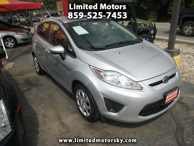 Used 2012 Ford Fiesta Se Hatchback For Sale In Florence Ky