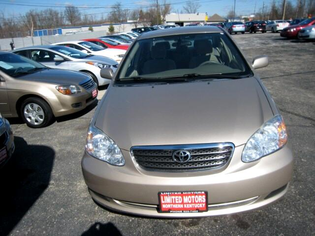 Used 2008 Toyota Corolla S For Sale In Florence Ky 41042