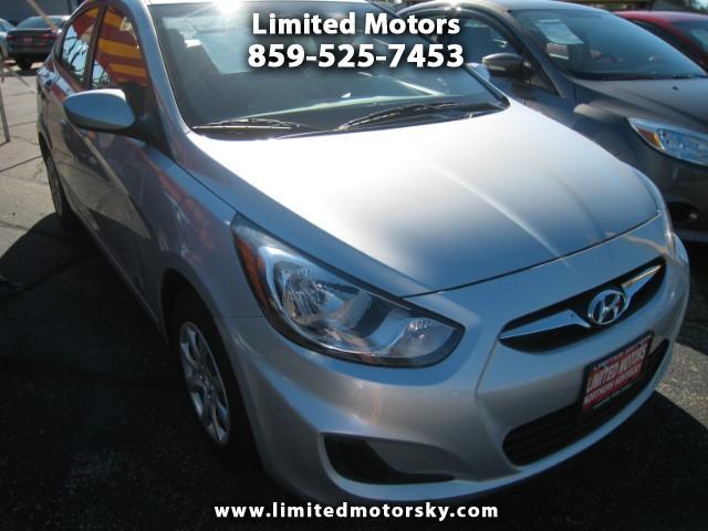 2014 Hyundai Accent GLS 4-Door