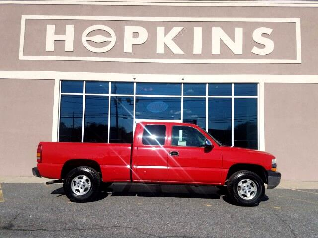 1999 Chevrolet Silverado 1500 LS Ext. Cab Long Bed 4WD