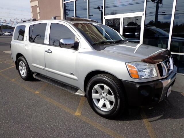 2005 Nissan Armada LE 2WD
