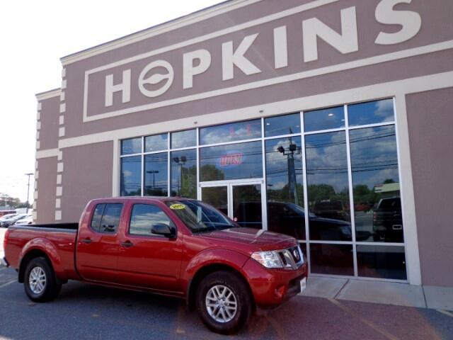 2015 Nissan Frontier SL Crew Cab LWB 5AT 4WD