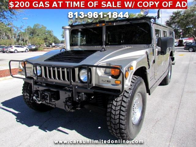 2000 AM General Hummer Wagon 4-Door