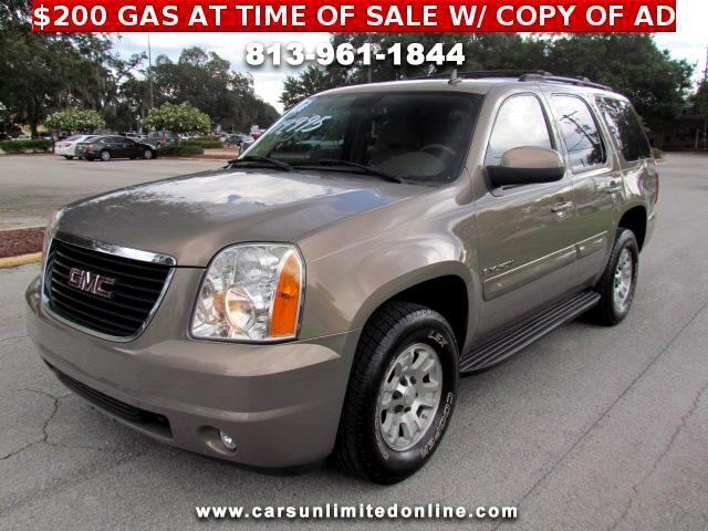 2007 GMC Yukon SLT2 2WD