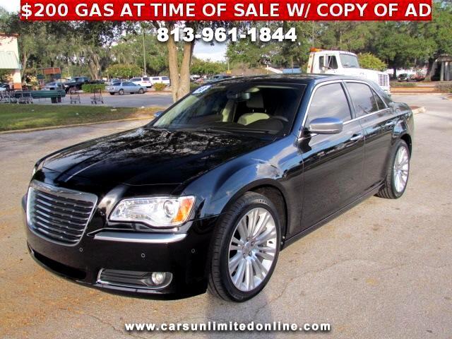 2013 Chrysler 300 C Luxury Series RWD